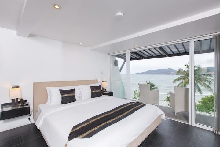 2 Bedroom Apt. with Sea view for 4 - Patong - Appartement