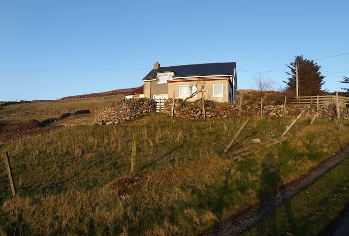 Tir Nan Og - the perfect highland Nordic retreat!