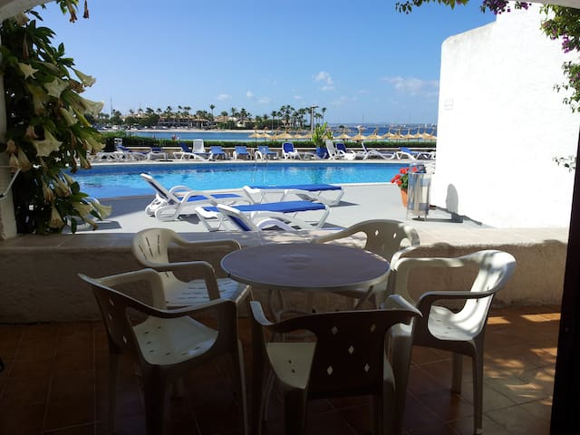Beachfront Apartment Carabela 101 - Puerto Alcúdia - Apartamento