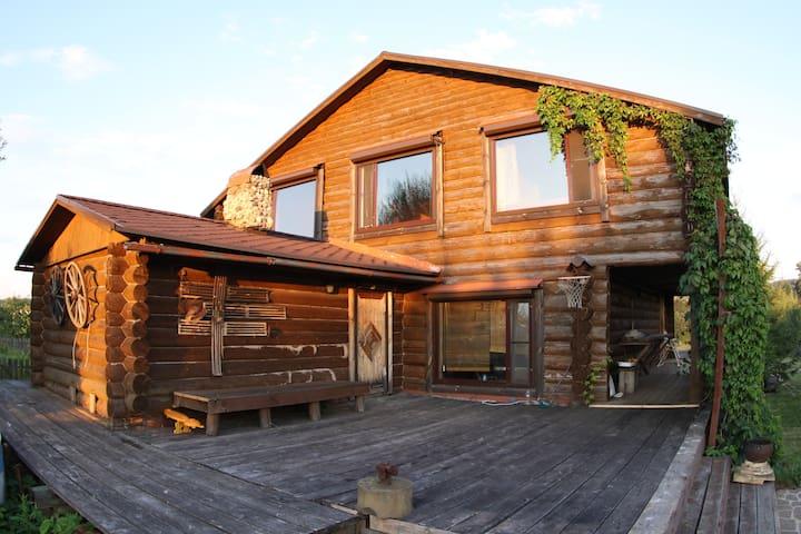 Уютный дом вдали от мегаполиса - Журавлиха - Talo