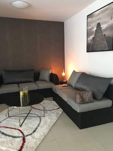 Appartement 1 chambre tout comfort en centre ville