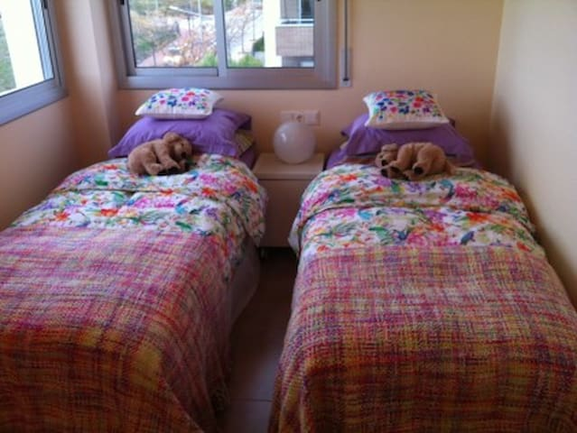 Luxury room with private bathroom - Sitges - Bed & Breakfast