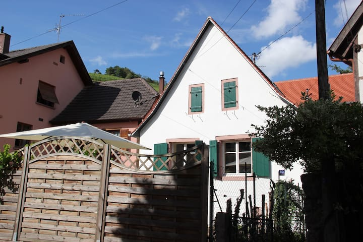Picturesque house close to Colmar and Strasbourg - Andlau - House