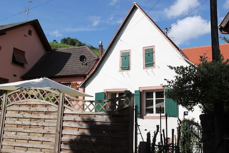 Picturesque house close to Colmar and Strasbourg - Andlau - 단독주택