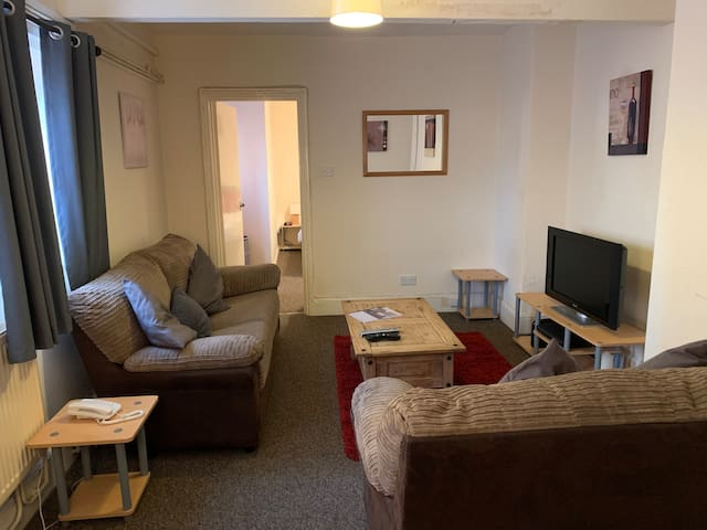 Cavendish St - Ground floor 1 bed C
