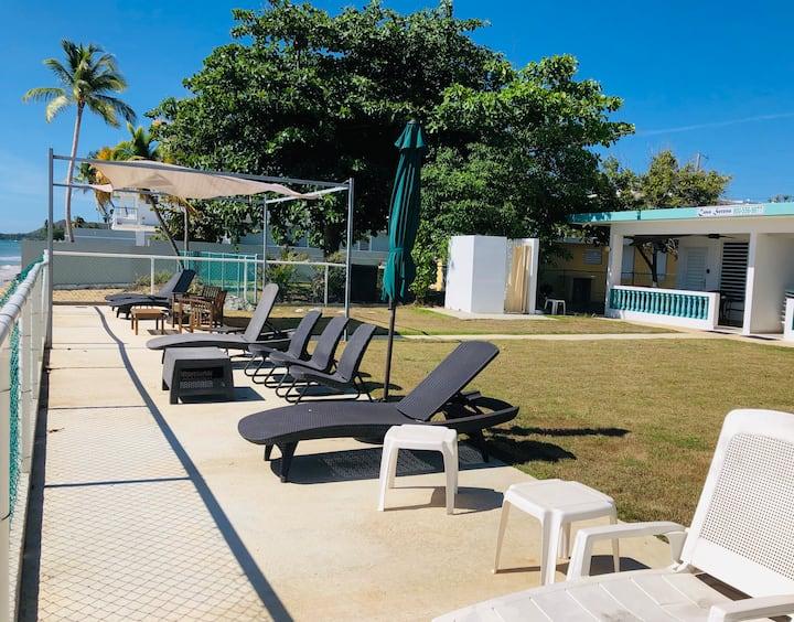 Beachfront  4 BR, 4 BA,   Close to Villa Cofresi