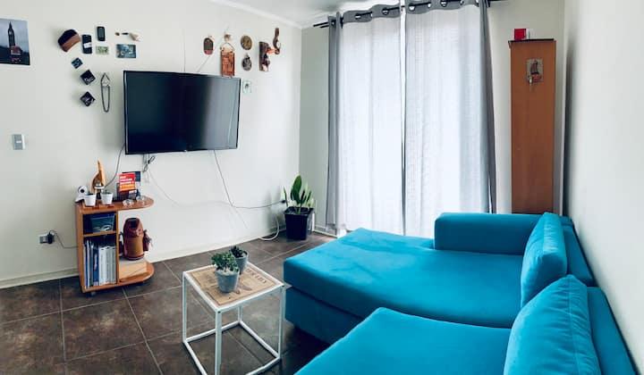 Habitación individual - Santiago de Chile