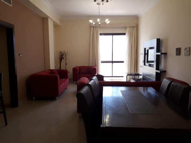 Family apartment in juffair,  1 bedroom for rent.