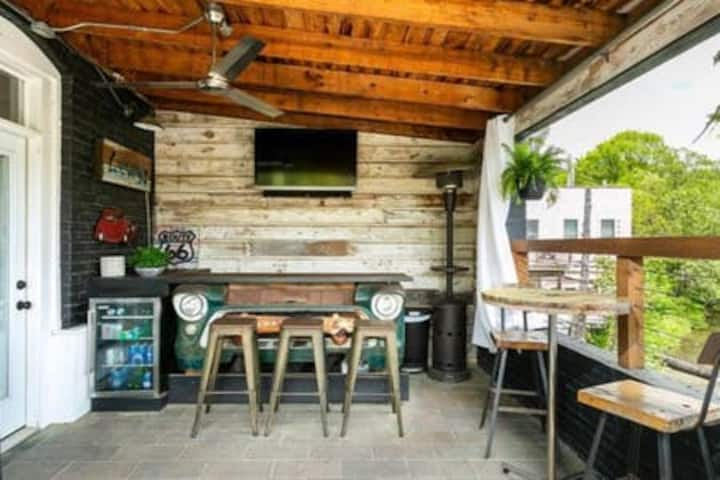The Spring Loft in Downtown Siloam Springs
