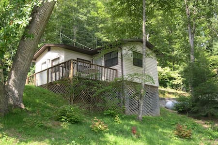 Harry's Cabin in the Smoky Mountains - Whittier - House