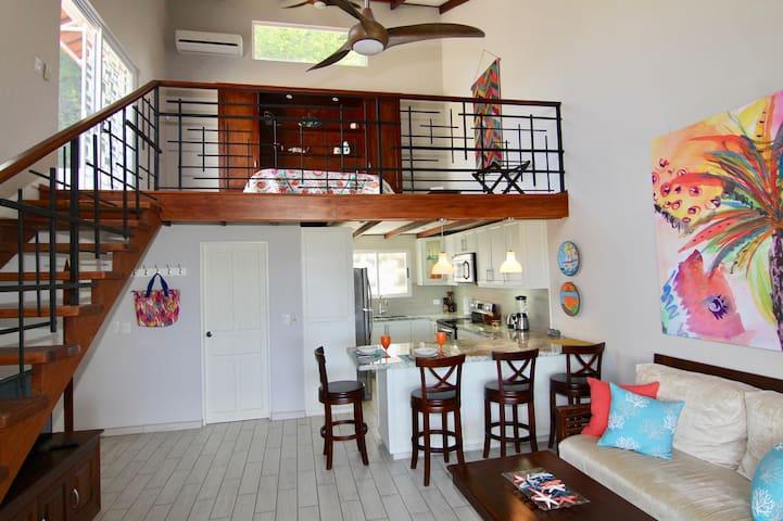 Casitas Vista Mar - Plumeria Suite