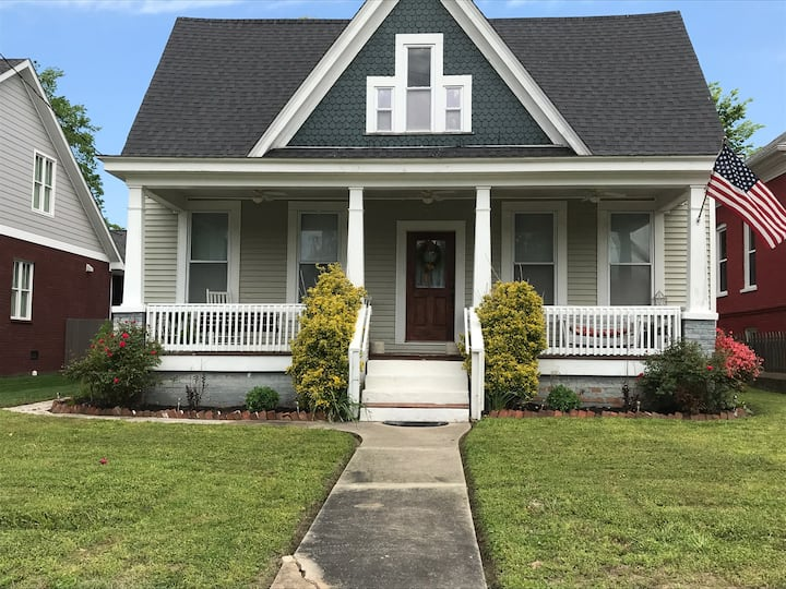 Paducah, KY. Historical District 3- Bedroom Home