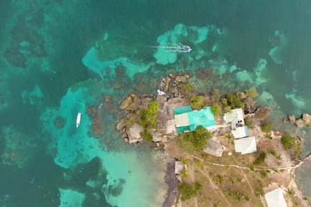 Casa Coral, Isla Fuerte, relax and sports place