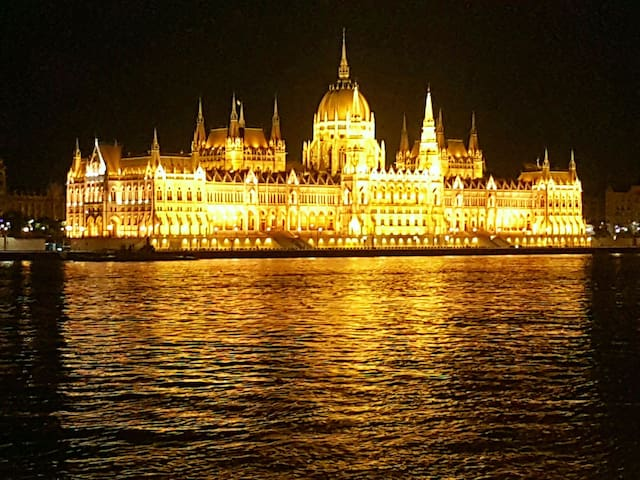 Luxury apartment next to the Danube