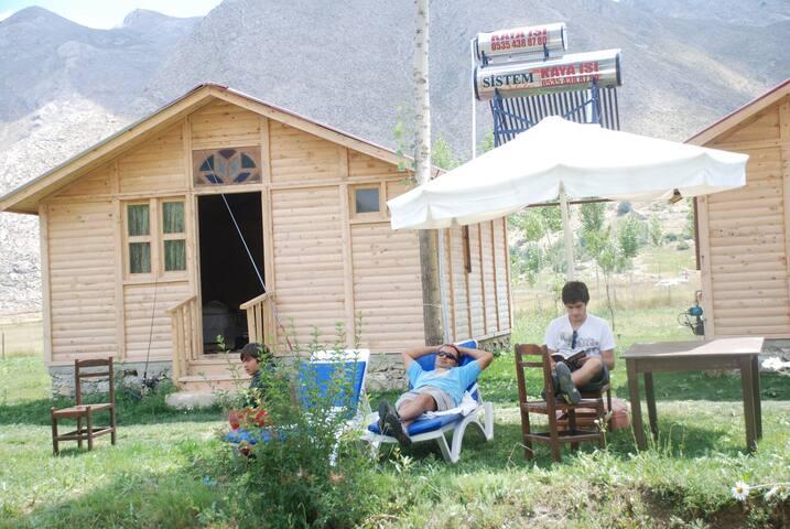 Girdev Camp Bungalow 1 - Fethiye