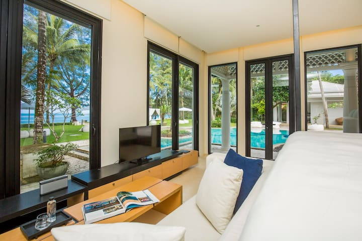Oceanfront Villa at X2 Khao Lak Anda Mani Resort