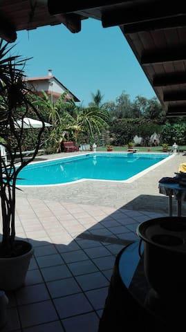 Adagio Sicily con  piscina e Jacuzzi