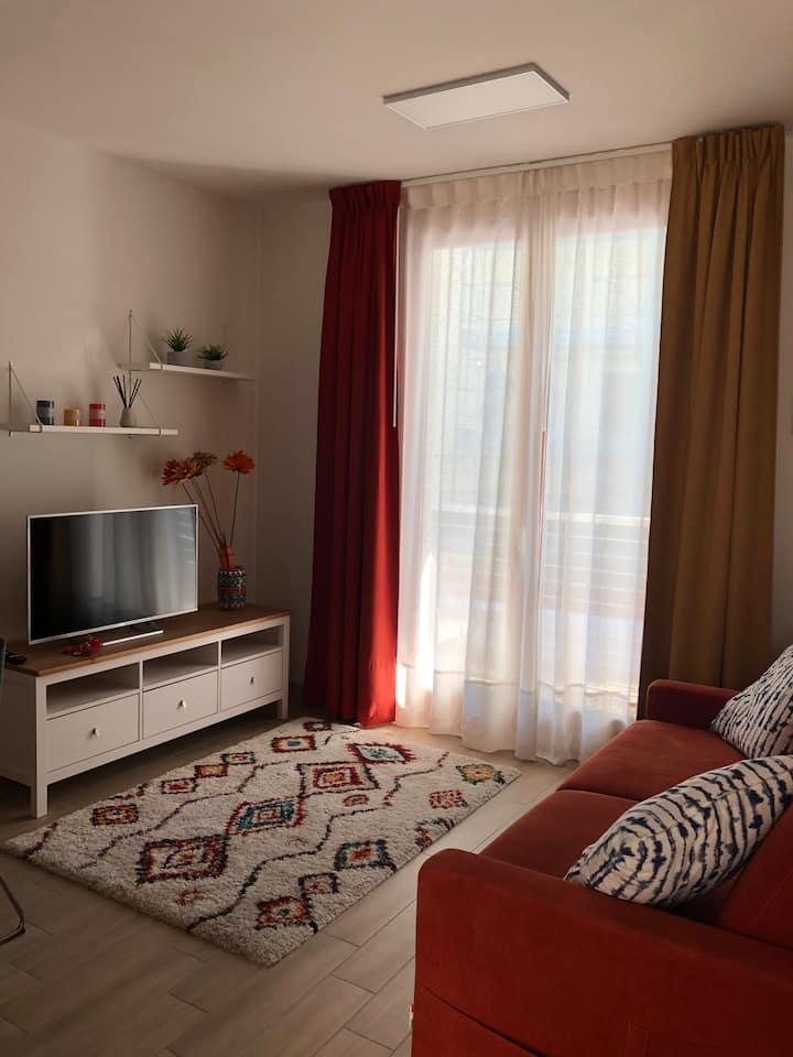Appartamento nuovissimo Firenze 7min daStazioneSMN