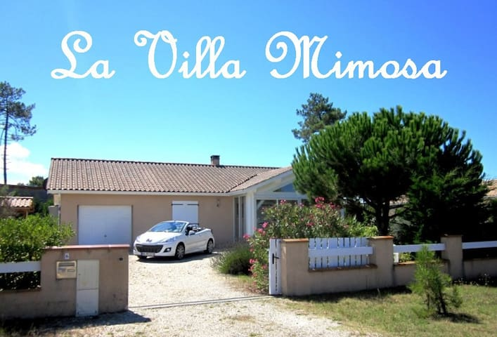 Villa Mimosa - Traumhaus am Meer! - Vendays-Montalivet - Villa