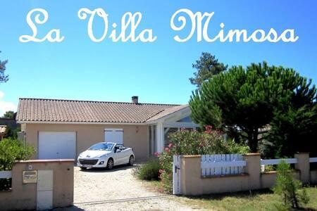 Villa Mimosa - Traumhaus am Meer! - Vendays-Montalivet - Villa