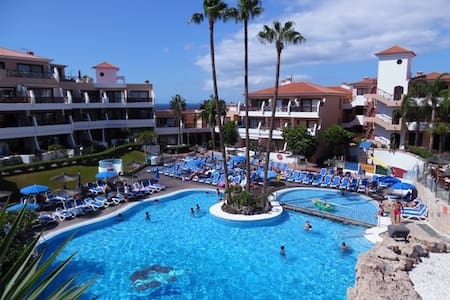 Romantic ocean - garden apartament - Golf del Sur