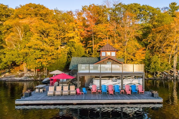 Muskoka Wonderland! A paradise in Port Carling!