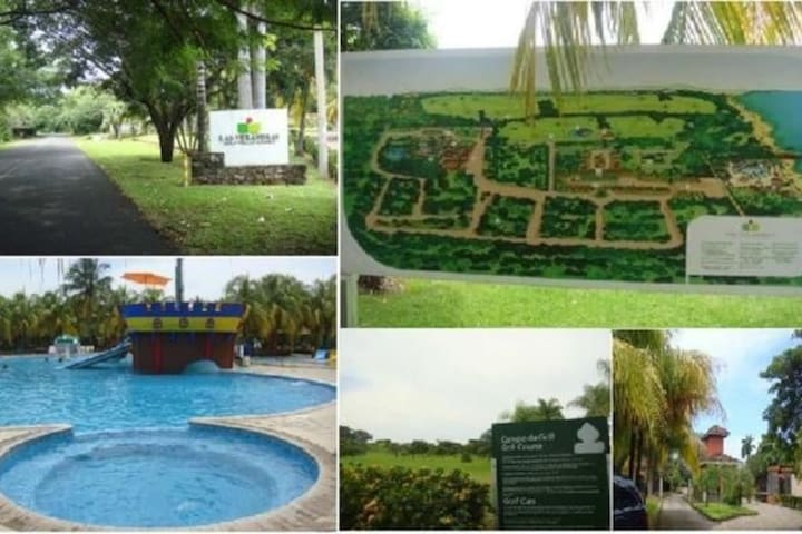 Rancho Del Valle Las Veraneras - Sonsonate Department - Hus