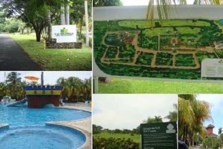 Rancho Del Valle Las Veraneras - Sonsonate Department - Haus