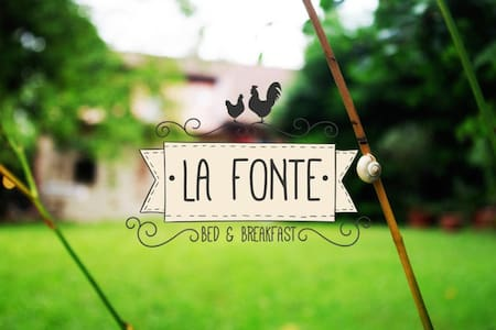 Bed and Breakfast La Fonte - Camera Coccodé - Valle - Bed & Breakfast