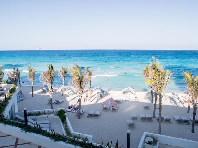 OLEOFRONT BEACH LUXURY APARTMENT BEACH HOTEL ZONE