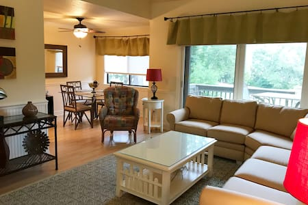 Charming One  Bedroom Sea Pines Condo - Golf View