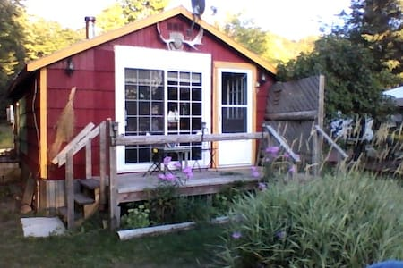 Cozy Cabin - Goulais River - Pension