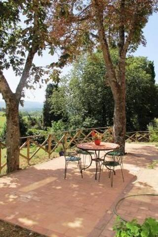 La Torretta - Ritirata - Villa