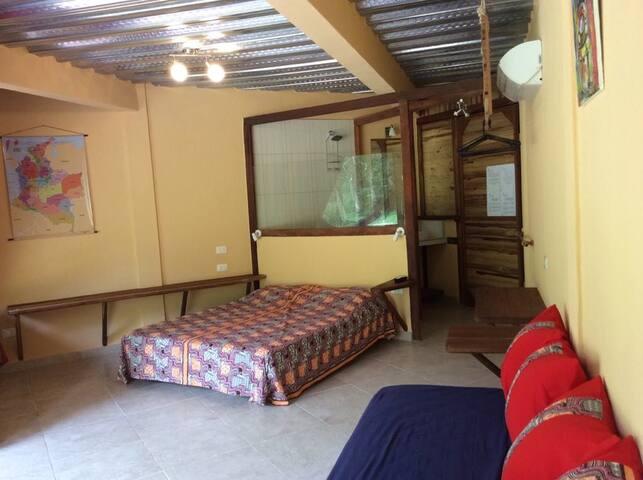 Barranquero Hotel - Tayrona - Room 4