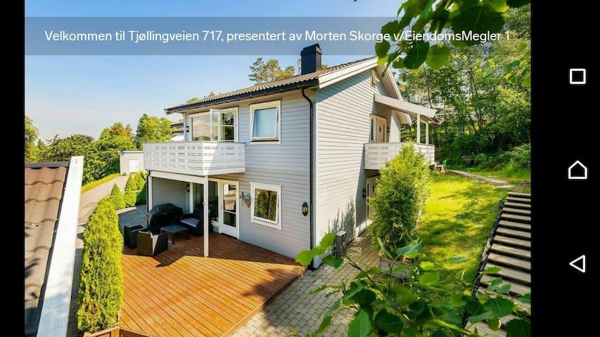 Tjøllingveien 717 Leilighet - Larvik - Apartment