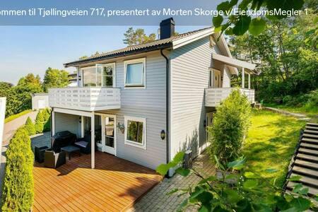 Tjøllingveien 717 Leilighet - Larvik - Wohnung