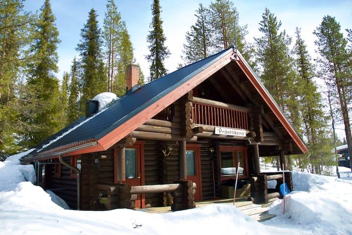 Pränttikero Cabin - In Pallas-Ylläs National Park
