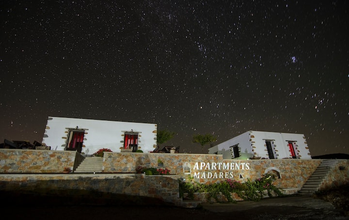 Traditional apartments Madares 4