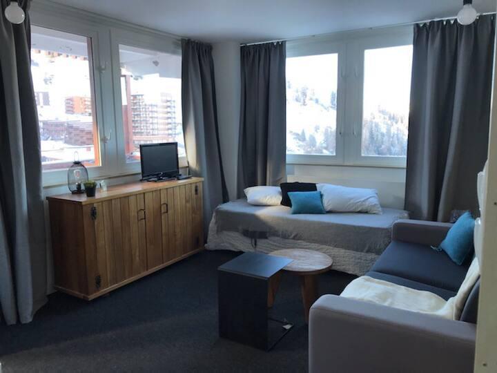 Location appartement 4/6 personnes Plagne Centre