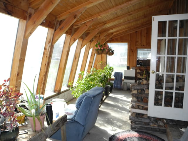 South-Facing Sunroom