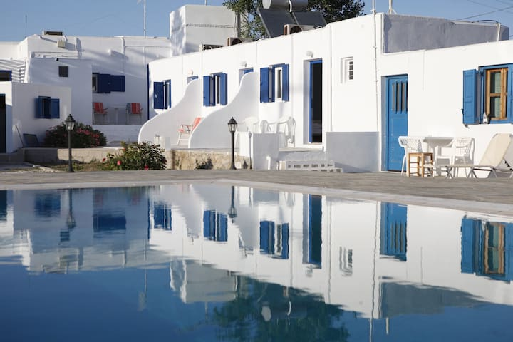 Nikos rooms 1 - Mikonos - Condominium