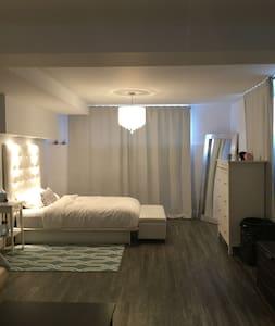 Chambre privée dans une maison neuve - Saint-Philippe