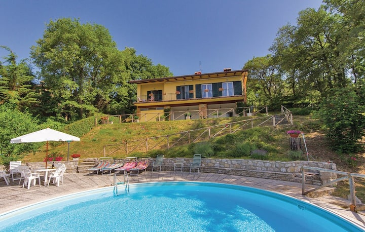 Independent house with lake view (Il Rifugio)