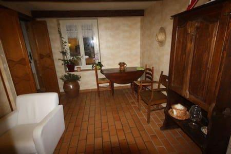 Chambre et  salle d'eau,accès  cuisine,salon - Champs-sur-Marne