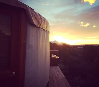 Coyote Ridge Yurt - Cortez - Jurta