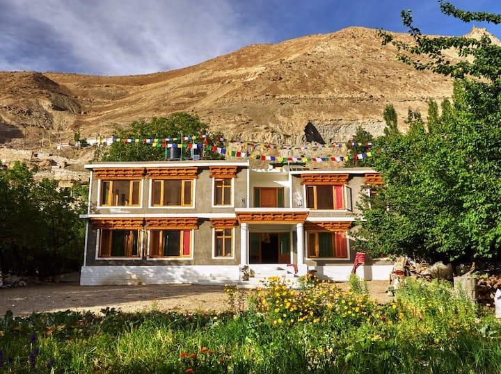 TIH The Himalayan Abode