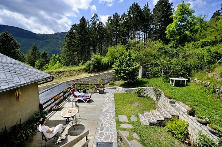 Chambre d'hôte dans les Gorges du Tarn - Ispagnac - Bed & Breakfast