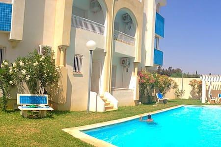 Standing flat near the sea - Hammamet  - Apartemen