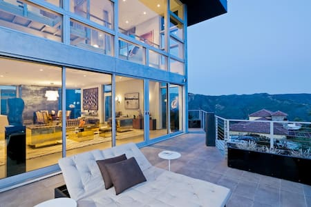 Glamour, Luxury, Ocean View - Malibu - House