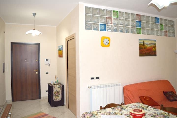 Comodo appartamento in centro